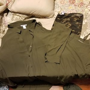 3pc outfit plus size